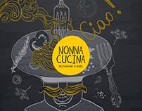 Nonna Cucina Italian Cu (Branding and Opening Campaign)