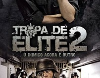 Tropa de Elite 2 - Movie Poster