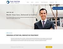 GI Health Website Design