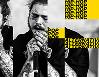The formula of Post Malone