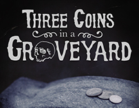 Three Coins in a Graveyard Book Cover