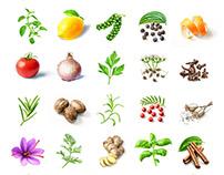 Herbs for Santa Maria