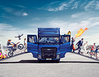 Ford Truck - F-Max