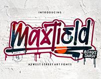 Free Maxtield Display Font