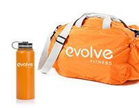 Branding for Evolve Fitness