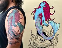 3 Tatuajes