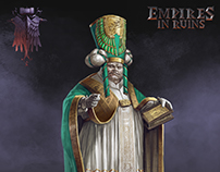 Empires in ruins - Main Characters