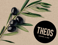 VISUAL IDENTITY - THEOS LOUNGE & BAR
