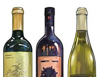 Varieties of wine for GoodWine