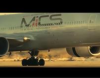 "Official Logo ""MICS"", MonacoInternationalClubbingShow"