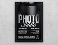 Photo Studio Flyer Template V2