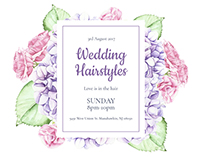 Wedding Flowers | Modern and Creative Templates Suite
