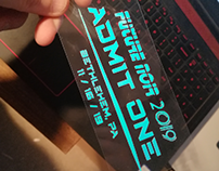 Holographic Ticket