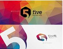 Number Five Logo