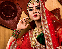 Bridal Photoshoot Deepika Das