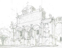 ROME SKETCHBOOK