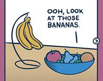 The Majestic Banana