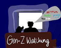 Gen-Z Watching | Unibees