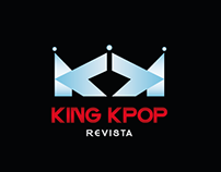Portada Revista King Kpop