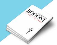 Bodoni: A Type Specimen