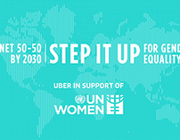 UN Women + Uber