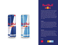 Rebrand and Package Design Red Bull