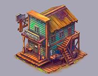 Carpenter's House