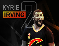 Kyrie Irving Graphic