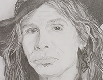 Drawing / Steven Tyler