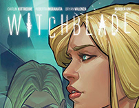 WITCHBLADE Season 1 Covers
