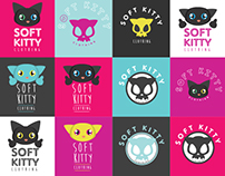 Soft Kitty Logo Competition