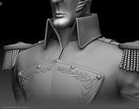 BOLIVAR - 3D Character Design