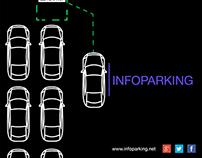 Print - Infoparking Kampagne
