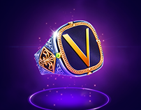 Magic ring icon