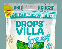 Drops Villa no added sugar sweets