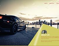 Automobile & Chemical - Web Design