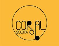 Coral Sogipa - Identidade Visual