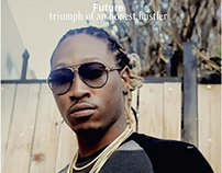 Future - Dazed & Confused (Spring/Summer 2014)