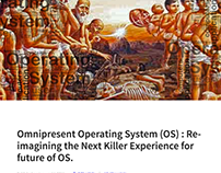 Omnipresent Operating System