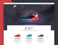 UI & UX Web Design | Product Homepage | Free download