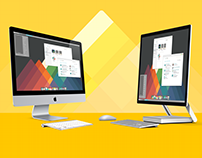 iConadams Theme for Windows 10