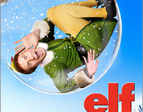 """Elf"" – One Sheet Poster & Outdoor Advertising"