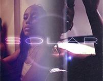 Tali Whoah — Solar EP — Art Direction — byDBDS®