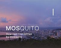 字体设计 l 蚊子别咬我
