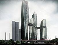 RMIT Architecture Thesis Project: Quartz