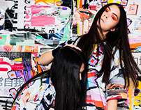 Cut&Paste fashion collection