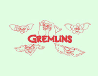 Gremlins icons