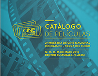 Catálogo Cine en Grande 2016