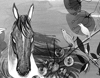 The Face of a Horse (soon-to-be animated)