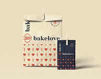 Bakery branding design